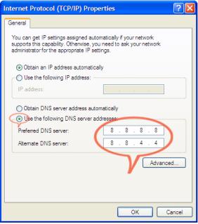 Google Publik DNS